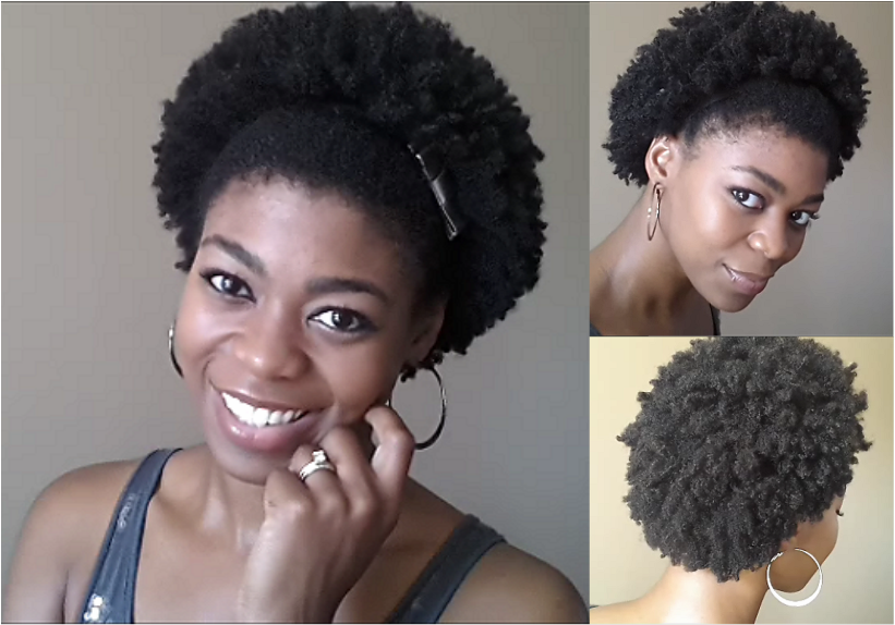 Emejing Wash And Go Natural Hairstyles Images - Styles & Ideas 2018 ...